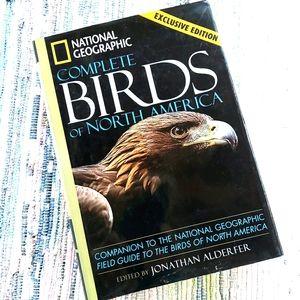 COPY - Birds of North America book